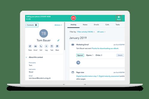 NetSuite test calls
